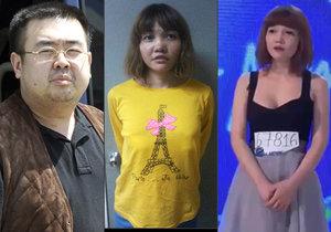 Vražedkyně Kim Čong-nama prý zpívala v TV soutěži.
