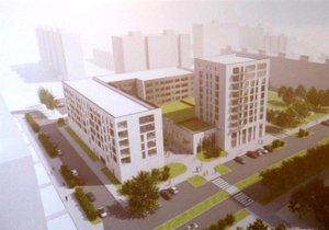 Praha 12 reaguje na jednání o polyfunkčním centru Rilská: Stavba má být nižší