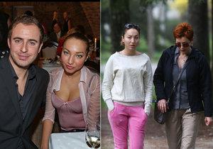 Expřítelkyně Míry Hraběte Miriam Bittóvá opět skončila v psychiatrické léčebně.