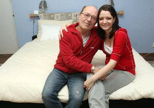 Manželé Petr a Alice Jandovi