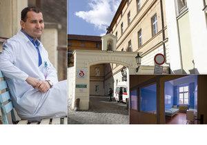 Dětským detoxem v Nemocnici Milosrdných sester sv. Karla Boromejského, jediným v Česku, ročně projde na tři sta pacientů do osmnácti let, řada z nich opakovaně.