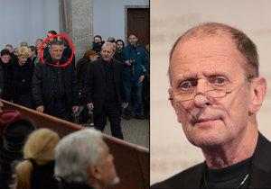 Zesnulý Michal Pavlata (†71):  Jen 19 dnů po pohřbu zemřel i bratr Jan (†63).