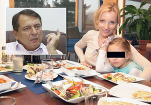 Paroubek říká, že Margarita si rozvod rodičů nepřeje.