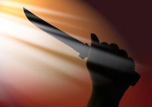 S nožem si šel pro výplatu: Vyděsil ženu a skončil v rukou policie!
