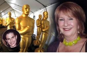 Další trapas na Oscarech: Při vzpomínce na zesnulou návrhářku použili špatnou fotografii.