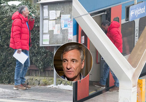 Jan Čenský alias primář Suchý z Ordinace: Sebrali mu řidičák!