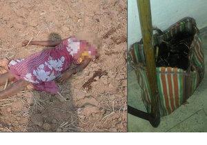 Muž (38) zabil svojí ženu kvůli nevěře: Usekl jí hlavu sekerou a v tašce odnesl k soudu.