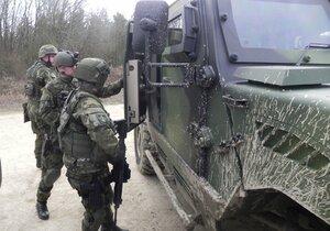 Česká armáda plánuje obměnu stovek terénních automobilů a lehkých obrněných vozidel