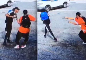 Mladík zastřelil muže (†25) kvůli mobilu! Vraždu zaznamenala kamera