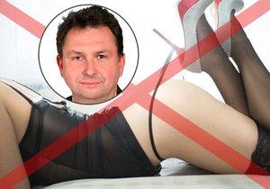 Poslanec Petr Kudela chce zatočit s nahotou na internetu a v tisku.