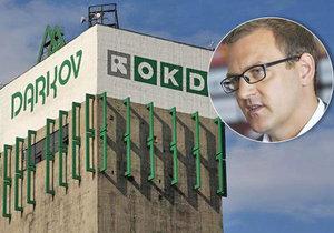 OKD má dva zájemce: Daniela Křetínského a zahraniční hedgeový fond.