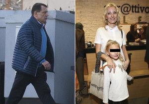Setká se konečně Jiří Paroubek s dcerou Margaritou?