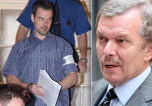 Bývalý místopředseda Nejvyššího soudu Pavel Kučera promluvil o případu Petra Kramného.