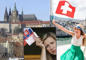 Švýcarsko je nejlepší zemí pro život! Česko si polepšilo, Slováci se neumístili.