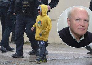 Psycholog se vyjádřil k otřesnému činu tří jihlavských dětí.