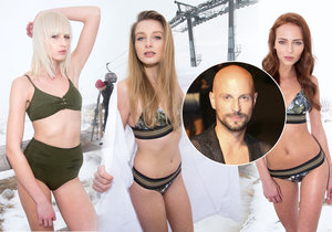 Stylista Filip Vaněk zkritizoval finalistky České Miss, že jsou tlusté.