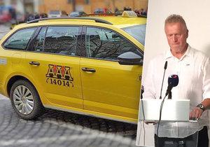 Ředitel AAA Radiotaxi Jiří Kvasnička