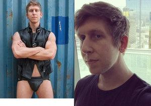 Někdejší pornoherec Danny Wylde měl erekci i 12 hodin.