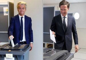 Nizozemci volí nový parlament, čeká se posílení krajní pravice