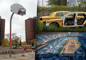 Zkázu Detroitu zapříčinila ekonomická krize.