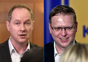 Petr Gazdík (STAN) a Pavel Bělobrádek (KDU-ČSL) jsou zase o krok blíž společné volební dvojkoalici. Finální slovo budou mít celostátní sjezdy obou uskupení...