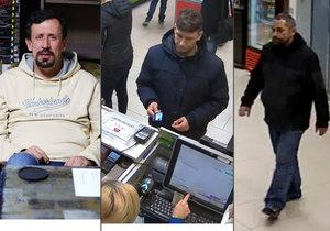 Policie hledá dva podezřelé muže, kteří se podíleli na přepadení a oloupení herce Pavla Šimčíka.