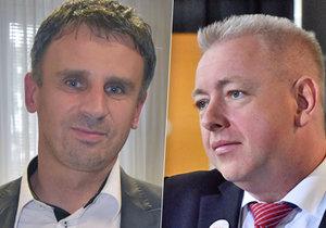 Do kauzy kolem anonymu na Jiřího Zimolu se podle něj vložil ministr vnitra Milan Chovanec.