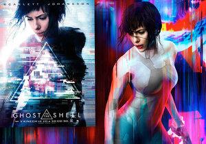 Ghost in the Shell, jeden z kultovních zástupců japonského anime vstupuje do českých kin 30. března 2017.