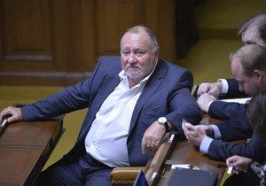 Vítězslav Jandák tráví mezi poslanci už třetí volební období.