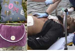 Matka londýnského teroristy žije na farmě a vyrábí polštáře a kabelky.