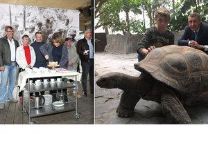 Zoologická zahrada v Praze v sobotu slavnostně zahájila svou 86. sezonu.