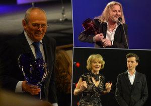 Kdo získal cenu Thálie? Nominaci proměnili Vojtek i Kňažko.