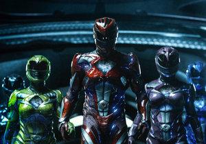 Snímek Power Rangers byl zakázán v Rusku.