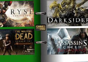 Hry z Xbox Live Gold stojí v dubu rozhodně za to.