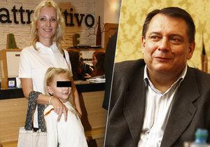 Jiří Paroubek může konečně vídat dceru.