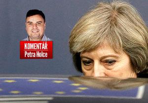 Petr Holec komentuje odchod Británie z EU.