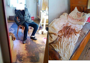 Byt nemocného seniora byl plný výkalů: Muž sociálku z bytu vyháněl a pomoc odmítal.