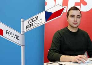 Posílat Čechy kvůli tarifům do Polska? Dle premiéra Sobotky arogantní. Ale levněji tam je, upozornil expert Lukáš Zelený z dTestu.