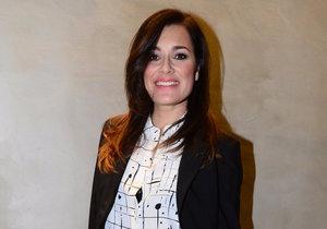 Alena Šeredová přijela na otočku z Itálie kvůli otevíračce největšího butiku Gant ve střední Evropě.