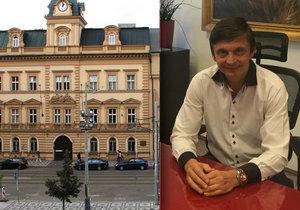 Starosta Prahy 5 Radek Klíma (TOP 09) chtěl zrušit zastupitelstvo.