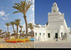 Pohádková Djerba: Léto až do zimy