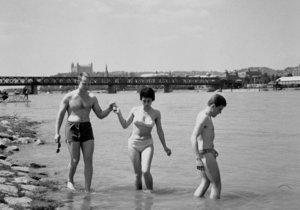Lido se vrací: Největší pláž Československa má znovu ožít