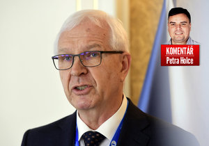 Petr Holec o kandidátovi na prezidenta Jiřím Drahošovi