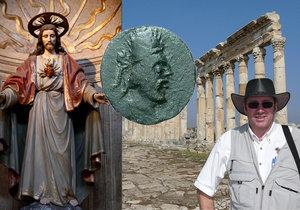 Britský historik Ralph Ellis tvrdí, že ví, jak vypadal Ježíš i kdo to ve skutečnosti byl!