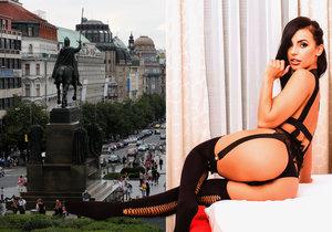 Nejnavštěvovanější pornostránky založili Češi. Sídlo mají nedaleko Václaváku