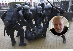 Potlačení protestů v Bělorusku přirovnal europoslanec Jaromír Štětina k Palachovu týdnu v Česku.