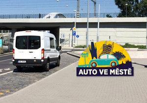 Parkování na zastávce MHD je za jakékoliv situace protizákonné.