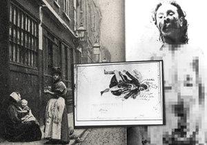Od první údajné vraždy Jacka Rozparovače uplynulo už 129 let.