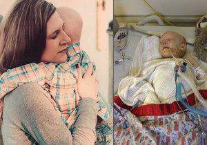 Malý Nolan dlouho a statečně bojoval s rakovinou, nakonec ji ale bohužel podlehl