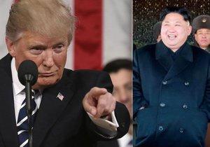 Trump má Kima už plné zuby
